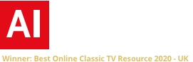 Voted Best Online Classic TV Resource 2020 – UK by Acquisition International